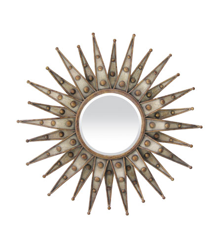 Sterling Industries Centauri Starburst Mirror in Humphrey 55-0062M photo