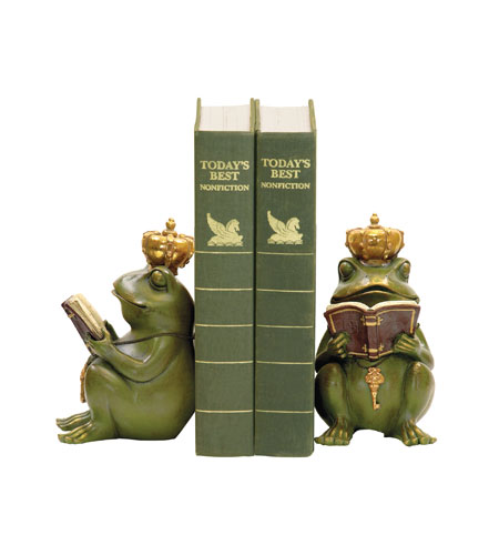 Sterling 7-8188 Bookends Painted Decorative Accessory photo