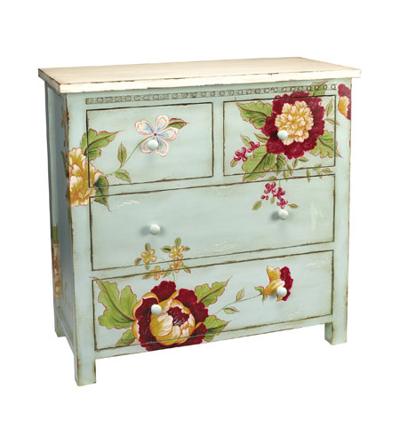 Sterling Industries Flora And Fauna Chest 84-0821 photo