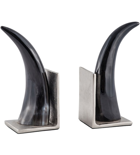 Sterling 8903-042/S2 Abilene Natural with Nickel Bookend photo