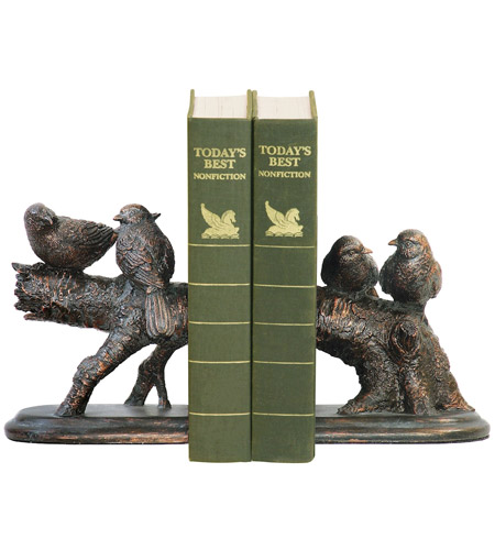 Sterling Industries Pair Continuing Branch Bookends Decorative Accessory 91-3799 photo