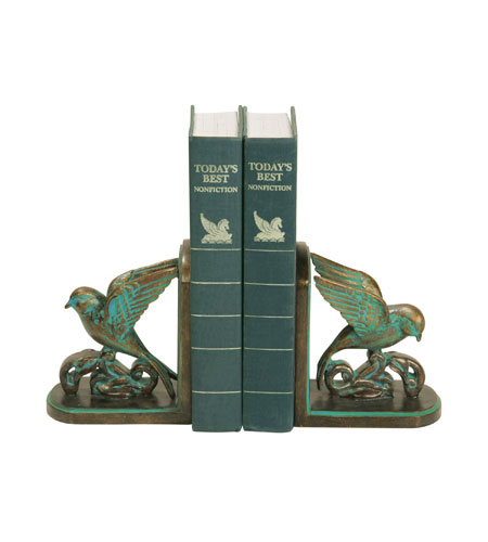 Sterling Industries Pair Chastain Bookends Decorative Accessory 91-4747 photo