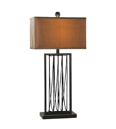 Sterling Home Draping Chains Table Lamp 92-854 photo
