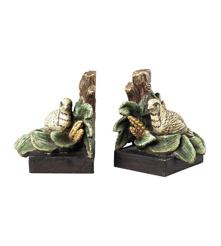Sterling 93-10050/S2 Bookends 9 X 5 inch Cyma Bookend photo