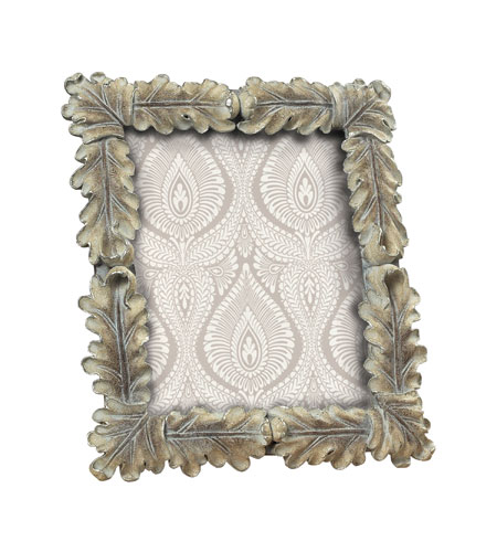 Sterling Industries Florintine Scroll Picture Frames Large in Inperial Silver 93-19199 photo