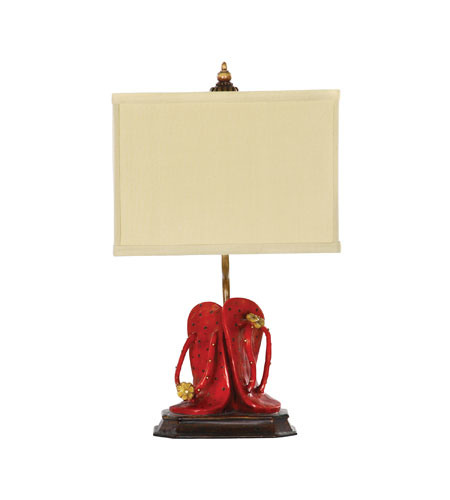Sterling Industries Flip Flop Fun 1 Light Table Lamp 93-513 photo