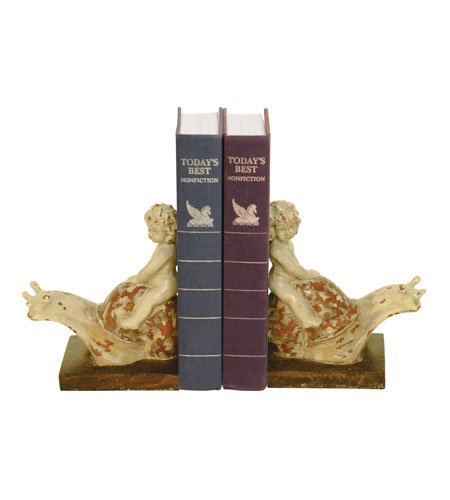 Sterling Industries Pair Slow Ride Bookends Decorative Accessory 93-9174 photo