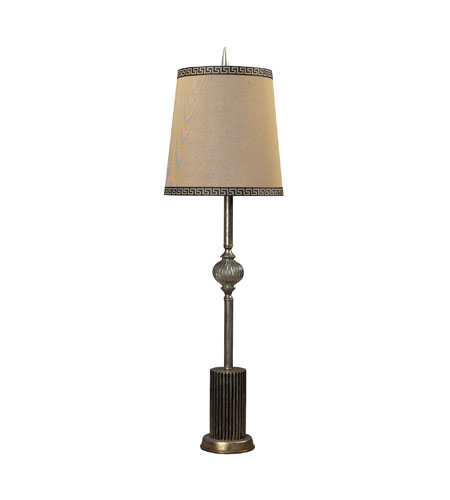 Sterling Industries Stillmore 1 Light Table Lamp in Gold Leaf 93-9240 photo