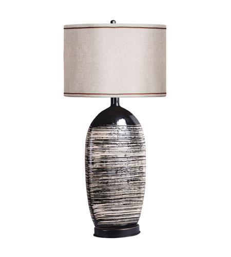 Sterling Home Variegated Vessel Table Lamp 95-525 photo
