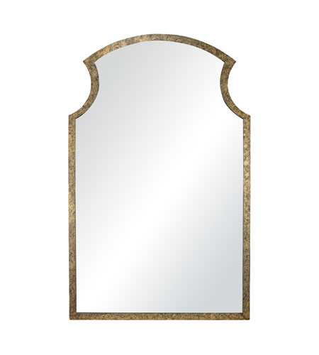 Sterling DM2062 Signature 41 X 26 inch Bailford Gold Wall Mirror Home Decor photo
