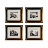 Sterling Industries Road to Paris Set of 4 Wall Art 10012-S4