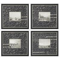 Sterling 10013-S4 Bridges Wall Art