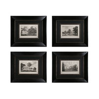 Sterling Industries Austens England Set of 4 Wall Art 10017-S4