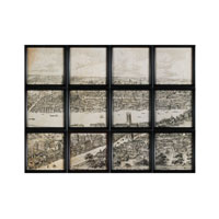 Sterling Industries View of London Wall Art 10027-S1
