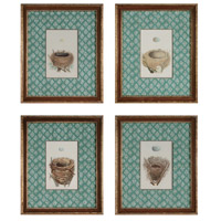 Sterling Industries Nest & Eggs Set of 4 Wall Art 10037-S4