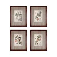 Sterling Industries Imperial Foliage Set of 4 Wall Art 10043-S4
