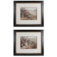 Sterling Industries Campout Set of 2 Wall Art 10045-S2 photo thumbnail
