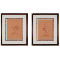 Sterling Industries Graceful Pose Set of 2 Wall Art 10067-S2 photo thumbnail
