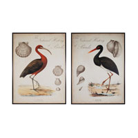 Heron Anthology I and II 41 X 2 inch Art Print