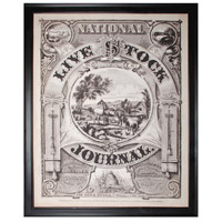Sterling Signature Framed Art 10202-S1