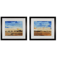 Sterling Open Range I& II Framed Art 10227-S2