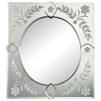 Venetian 15 X 13 inch Clear Wall Mirror Home Decor