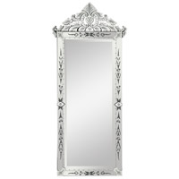 Venetian 70 X 32 inch Clear Wall Mirror Home Decor
