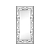 Camille 63 X 32 inch Clear Mirror Wall Mirror Home Decor