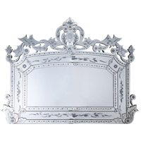 Epernay II 55 X 43 inch Clear Wall Mirror Home Decor