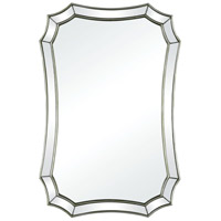 Sterling 1114-379 Rue Des Rosiers 24 X 16 inch Silver Wall Mirror