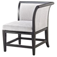 Sterling Ostrava Chair in Black & Silver 1139-023