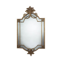Sterling Industries Gretna Mirror in Gold Leaf 114-02