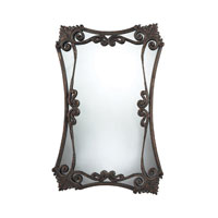 Ironbridge 37 X 24 inch Chalmsford Copper Mirror Home Decor
