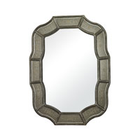 Sterling Industries Antique Venetian Mirror in Antique Mirror and Antique Silver 114-17
