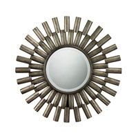 Sterling Industries Bevel Mirror in Antique Silver 114-18