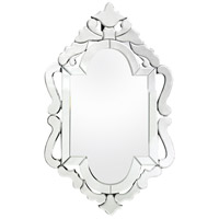 Venetian 36 X 22 inch Clear Wall Mirror