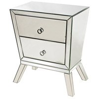 Sterling 114-54 Mirrored Mirrored Cabinet