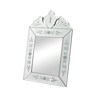 Sterling Venetian Mirror in Clear 114-57