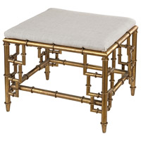 Bamboo Bamboo Bench Home Decor