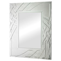 Sterling Ribbons Mirror in Clear 114-63