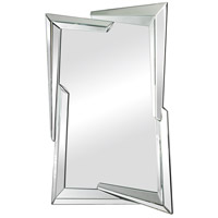 Sterling Juxtaposed Angles Mirror in Clear 114-65