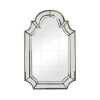 Sterling Tiled Face Mirror in Antique Gold 114-81