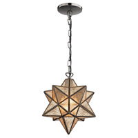 Sterling 1145-007 Moravian 1 Light 11 inch Bronze Pendant Ceiling Light