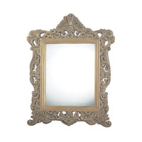 Sterling 115-02 Nantucket 34 X 27 inch Grenadine Grey Wall Mirror photo thumbnail
