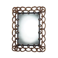 Norwich 51 X 39 inch Courthill bronze Mirror Home Decor