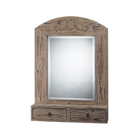Sterling Industries Avignon Mirror in Washed Wood 116-001