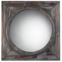 Sterling Industries Reclaimed Wood Finish Wall Mirror in Picardie Reclaimed Wood 116-002 photo thumbnail