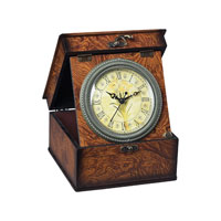 Sterling Industries Daffodil Clock In A Box 118-009