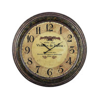 Sterling Industries Violettes De Parme Clock 118-025