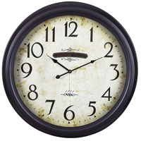 Sterling 118-034 Chateau 24 X 24 inch Wall Clock